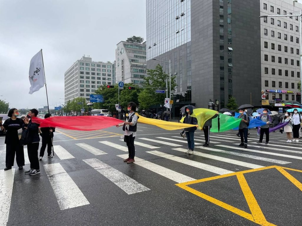 5. 27. 7차 목요행동 행진